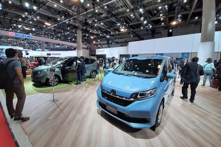 mobil baru di tokyo motor show 2019