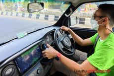 Cuma di Bali, DFSK Super Cab Naik Kelas Pakai Audio Android