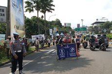 Penyekatan Mudik di Kabupaten Bogor, Polisi Sebut 20.112 Kendaraan Diputar Balik
