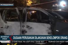 Dua Mobil Dibakar di Polsek Ciracas, Milik Wakapolsek dan Mobil Patroli