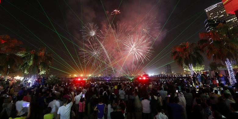 Ini adalah kali kesembilan Eid in Dubai - Eid Al Adha digelar di Kota Dubai. Perayaan ini akan digelar selama 10 hari, mulai 8-17 September 2016.