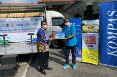 Kompas Gramedia dan Kalbe Farma Dukung Vaksinasi hingga Minat Baca di Bantul