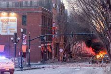 Polisi Temukan Potongan Tubuh di Dekat Lokasi Ledakan Pagi Natal di Nashville