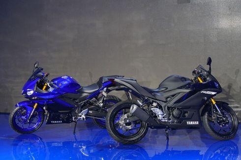 Komparasi R25 dengan Ninja 250 dan CBR250RR