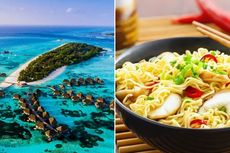 [POPULER TRAVEL] Maladewa Lockdown | 11 Rasa Mi Instan yang Digemari