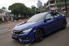 Jajal Honda Civic Hatchback RS Keliling Jakarta [VIDEO]
