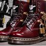 Gaya Sepatu Boots Dr Martens 1460 x Marc Jacobs