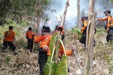 Sudah Seminggu, Karhutla di Gunung Kanaga Bogor Tak Juga Padam...