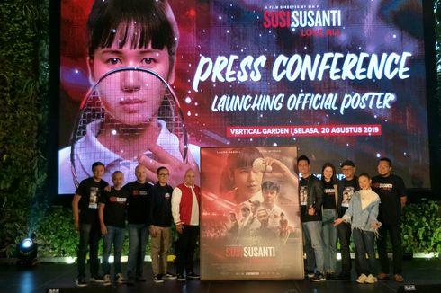 Film Biopic Susi Susanti Love All Bakal Tayang Jelang Hari Sumpah Pemuda