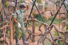 Tetap Buka di Tengah Pandemi Corona, Objek Wisata di Bogor Cek Suhu Tubuh Pengunjung