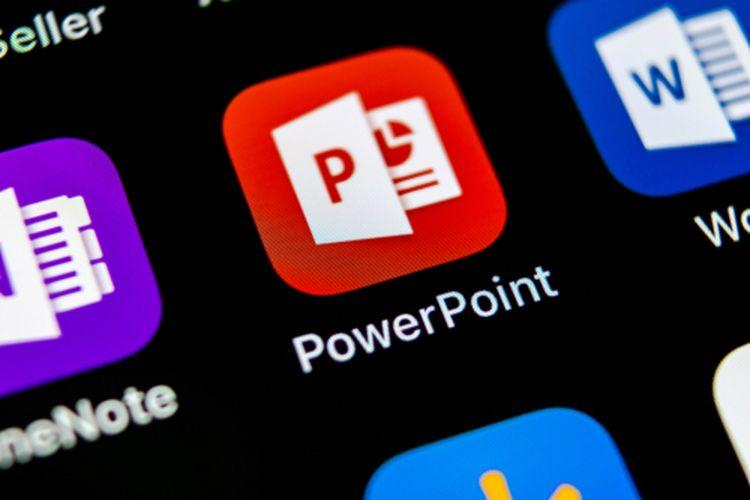 Ilustrasi PowerPoint