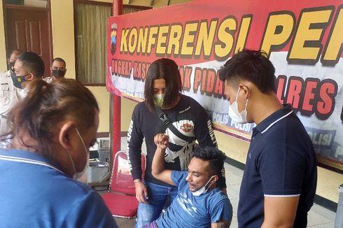 Pecatan Polisi Pembegal Putri Bupati Brebes Gunakan Mobil Bodong