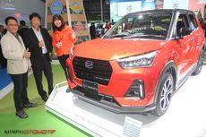 Daihatsu Pastikan Rocky Tak Pakai Mesin Mobil Murah