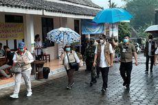Kunjungi Lokasi Pengungsian Merapi, Doni Monardo Berikan 2.500 Alat Tes Cepat Antigen