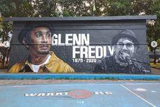 Viral Mural Glenn Fredly di Tembok Lapangan Basket, Ini Fakta-faktanya