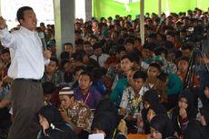 Nusron Wahid Tantang Kesiapan Mahasiswa Unisma Hadapi MEA