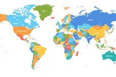 Daftar Negara Maju dan Negara Berkembang di Dunia