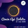 Wilayah Terbaik untuk Mengamati Gerhana Matahari Cincin 2020