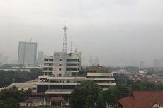 HUT Kemerdekaan RI, Kualitas Udara Jakarta Terburuk Kedua di Dunia