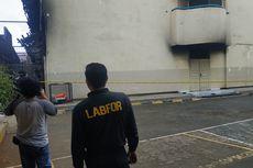 Puslabfor Polri Periksa Gedung SMK Yadika 6 yang Terbakar