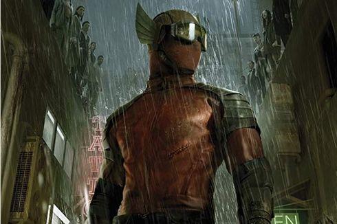 Kostum Gundala Dibuat di Los Angeles, Satu Pabrik dengan Daredevil