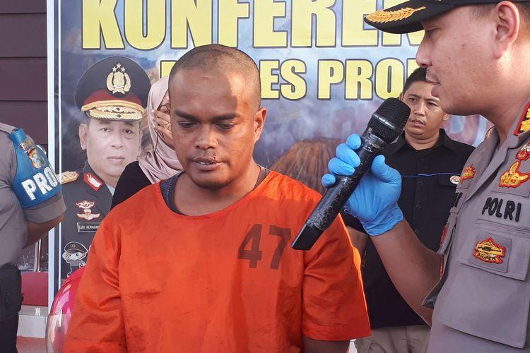Buhaidi mengaku berupaya memperkosa korban karena pemgaruh alkohol. Polisi menyebut pelaku sudah memiliki niat.