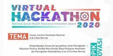 Ajak Milenial Ciptakan Inovasi Digital, BPJS Kesehatan Gelar Kompetisi Virtual Hackathon