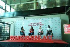 Zahra Muzdalifah Akui Potensi Pemain Sepak Bola Wanita Indonesia