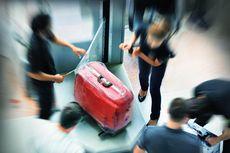 [POPULER TRAVEL] Wrapping Koper di Bandara | Jangan Buang Label Bagasi