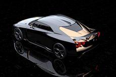 Nissan Jual GT-R50 Edisi Terbatas Rp 16,5 Miliar