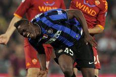 Pernah Ditendang Totti, Balotelli: Dia Belum Minta Maaf
