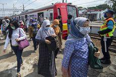 Kembali Beroperasi Normal, Penumpang KRL Tercatat 107.300 Orang di Senin Pagi