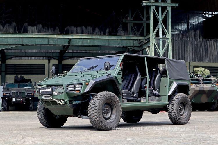 Kendaraan ringan taktis Maung ini dirancang untuk memenuhi kebutuhan penggunanya. Maung memiliki 150 HP, harus bisa melewati genangan air minimal 70 cm, mampu menanjak hingga tanjakan 30 derajat,  jalan miring, dan mampu menempuh jarak hingga 600 km.