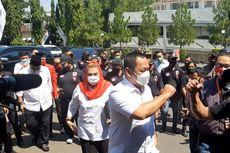 Daftar ke KPU Semarang, Paslon Petahana Hendi-Ita Kompak Pakai Baju Putih