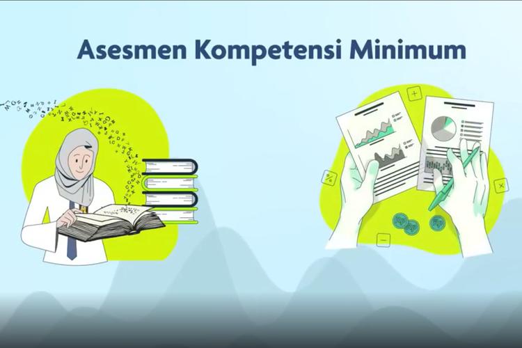Kemendikbud Ini Ragam Jenis Soal Asesmen Kompetensi Minimum 2021 Halaman All Kompas Com
