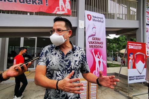 15 RW di Jakarta Barat Capai Target Maksimal Vaksinasi Covid-19