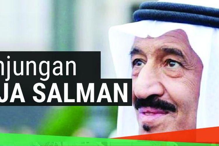 Raja Arab Saudi Salman bin Abdulaziz.
