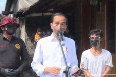 Desanya Dikunjungi Jokowi, Pandai Besi Bernama Joko Widodo Ini Dapat Kenang-kenangan dari Presiden