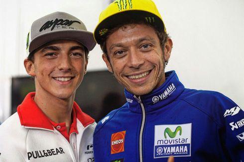 Valentino Rossi Ikut Komentari Francesco Bagnaia yang Merana di MotoGP Emilia Romagna 2020