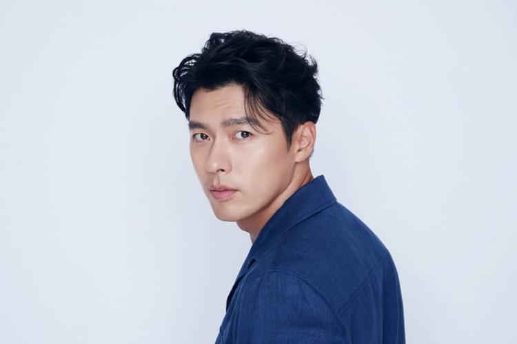 Aktor asal Korea Selatan, Hyun Bin
