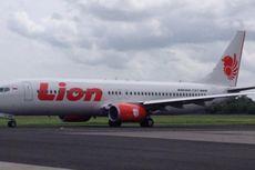 12 Pesawat Lion Air Alami