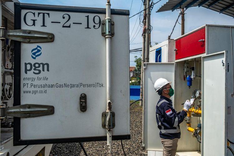 Konsumsi Gas Semarang Meningkat di Tengah Pandemi, PGN Pastikan Pasokan Gas Aman