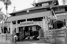Belum ke Banjarmasin, Tanpa ke Masjid Suriansyah
