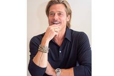 Sederhana, Brad Pitt Rayakan Ulang Tahun di Rumah dengan Anak-anaknya