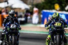 Yamaha Bandingkan Kekuatan Mental Rossi dan Vinales, Siapa Lebih Tangguh?