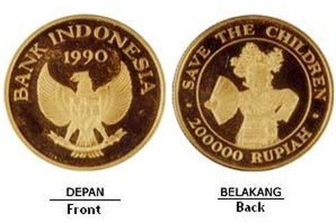 4 Fakta Penarikan Uang Logam Rupiah yang Terbuat dari Emas dan Perak