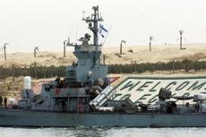 AL Israel Tembaki Kapal Penyelundup Tembakau ke Gaza