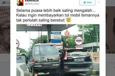 5 Berita Populer Nusantara, Viral Foto 2 Mobil