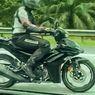 Generasi Baru Yamaha MX King Sedang Uji Jalan