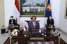 Presiden Jokowi Disebut Pakai Aplikasi Lokal untuk Gelar Rapat Online